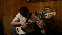 Транс от бас-гитариста смотреть видео - 5:03