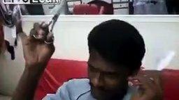Сам себе парикмахер смотреть видео - 4:25
