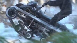 Вездеход-танкетка смотреть видео - 3:02