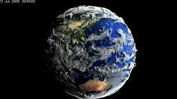 Смотреть Ожившая Земля