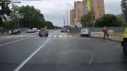 Бабы за рулём, от которых нет спасенья смотреть видео прикол - 4:21