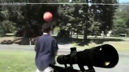 Как снайпер создаёт приколы смотреть видео прикол - 1:47