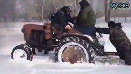 Приколы сельской России смотреть видео прикол - 3:16