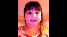 Обидчивая девочка смотреть видео прикол - 1:34
