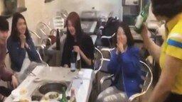 Мастер разливания спиртного смотреть видео - 0:21