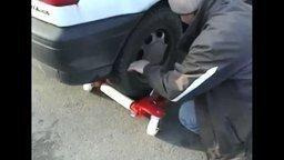 Смотреть Как передвинуть неверно припаркованный автомобиль?