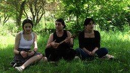 Смотреть Поют голосистые грузинки