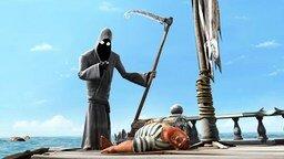 Смотреть Мультик про моряка и смерть