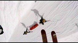Смотреть Жизнь горнолыжника от первого лица