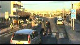 Пешеходы смотреть видео прикол - 2:08