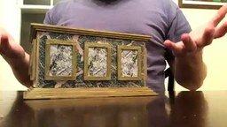 Шкатулка-головоломка смотреть видео - 3:17