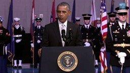Обама: речь без речи смотреть видео прикол - 1:10