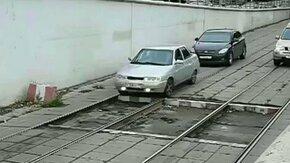 Смотреть Смекалка русских водителей