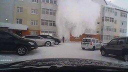 Мужик целый, снег мягкий смотреть видео - 0:31