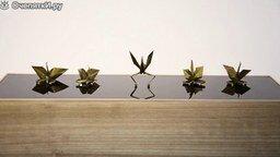 Смотреть Танцующие оригами