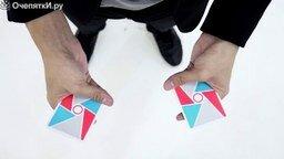 Смотреть Виртуозное обращение с игральными картами