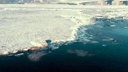 Смотреть На Неве тронулся лёд