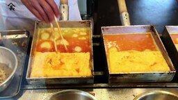 Смотреть Как в Японии делают омлет