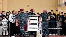 Смотреть Азербайджанский спецназ