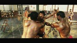 Смотреть Бой в тренажёрном зале по-индийски
