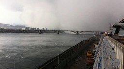 Невероятная стихия в Красноярске смотреть видео - 3:26