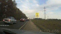 Водители, внимание на дорогу! смотреть видео прикол - 2:26