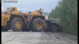 Аварии с титанами смотреть видео прикол - 7:20