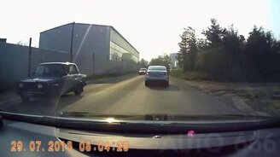 Аварии на ровном месте смотреть видео прикол - 2:12