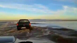 Смотреть Море на дороге