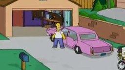 Симпсоны за кулисами смотреть видео прикол - 1:25