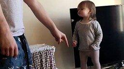 Смотреть Скандал отца и дочки