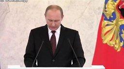 Смотреть Беззвучная речь президента