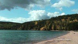 Смотреть Красота озера Байкал