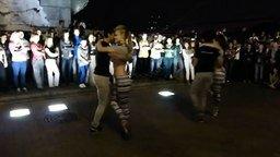 Танец молодожёнов смотреть видео прикол - 3:54