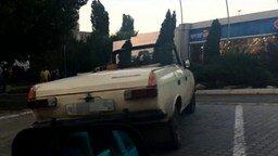 Смотреть Москвич-кабриолет