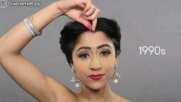 Сто лет красоты в Индии смотреть видео - 1:29