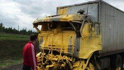 Смотреть Жёлтокрасочная авария