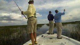 Смотреть Забавный курьёз на рыбалке