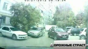 Нелепые парковки смотреть видео прикол - 5:15