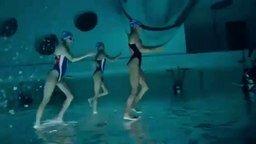 Синхронные пловчихи смотреть видео - 0:31