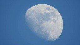 Проверка зума на Луне смотреть видео - 1:25