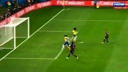 Немецкие голы в бразильские ворота смотреть видео - 8:12