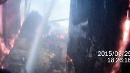 Смотреть Работа пожарного от первого лица
