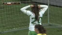 Такой вот женский футбол смотреть видео - 0:53