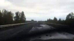 Дорога, по которой не проедешь смотреть видео прикол - 1:02
