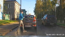 Суровые вологодские водители смотреть видео прикол - 0:56