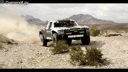 Смотреть Экстремальная езда по пустыне