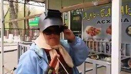 Смотреть Бабушка-сварщица