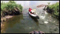 Бухта-мечта рыболова смотреть видео прикол - 0:53