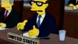 Симпсоны об СССР смотреть видео прикол - 0:41